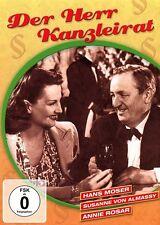 DVD * DER HERR KANZLEIRAT - Hans Moser # NEU OVP &