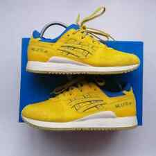 Asics gel lyte III 3 Trainers yellow blue Green US 8,5