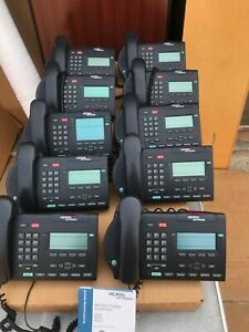 Lot Of 18 M3903 Nortel Networks Meridian Business Telephones NT304NMGA70