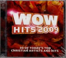 WOW Hits 2009 by Various Artists (CD, 2008, 2 Discs, Word Distribution)