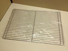 "Case of 12 NIB Wire Rack Shelf 25"" x 17"" Icing Cooling Freezer Cooler"
