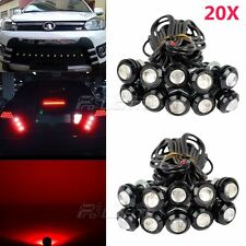 20X Red 9W Eagle Eye LED Daytime Running DRL Backup Light Car Tail Auto Lamp