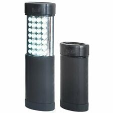 Uni Com UniCom 28 LED Pop Up Light Lamp Torch Work Black Built in Magnets Hook