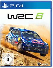 WRC 6 - FIA World Rally Championship ps4 (Sony PlayStation 4) NEUWARE