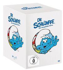 Die Schlümpfe Box Die komplette Serie - NEU - 43 DVDs - Komplettbox Staffel 1-9