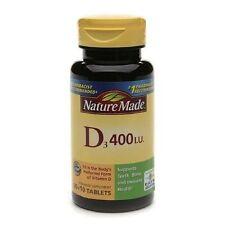 Nature Made, Vitamin D3 1,000 I.u. Liquid Softgels, 100-Count- Pack of 3