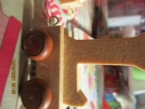 Wooden Letter Initial L
