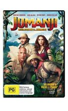 Jumanji - Welcome To The Jungle (2018, DVD) Brand New Sealed Region 4