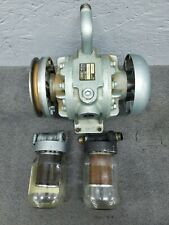 Gast Rotary 1550 V136b Vane Vacuum Pump 12 Port