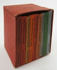 California Hawaii Book Printing History International House Craftsmen Set 1949