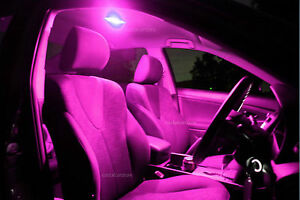 Super Bright Purple LED Interior Light Kit for Subaru Impreza 2001-2011 GEN2 GEN
