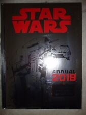 Star Wars 2018 Annual The Official Annual Brand New RRP £7.99