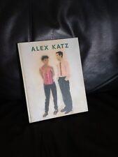 Alex Katz: Signed Edition Hardcover – Special Edition, 1 Sep 1998