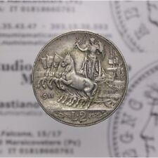 2 Lire 1911 Quadriga Veloce RR (Regno Italia Vit Em III) BB/qBB LOT1537