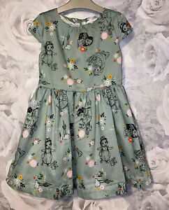 Girls Age 3-4 Years - Disney Animators Summer Dress