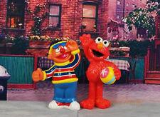Sesame Street Muppets Cokkie Monster Elmo Ernie Cake Topper Figure Model K1224