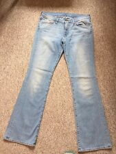 """seven for all mankind Light Blue Jeans Size 31"""""""