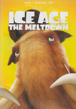 ICE AGE - THE MELTDOWN (DVD + DIGITAL HD) (YELLOW COVER) (DVD)