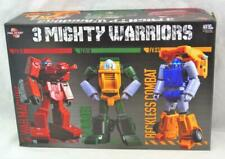 Transformers Third Party Final Victory 3 Mighty Warriors Complete w/ Box