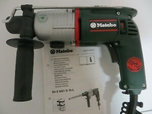 Metabo Bohrhammer Bh E 6021 S- R+L