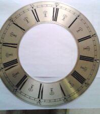 Hermle-Kieninger Grandfather  clock dial chapter ring  diameter 244.5mm