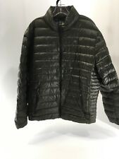Calvin Klein Mens Collared Packable 650 Full Down Jacket Camouflage X-large NEW=