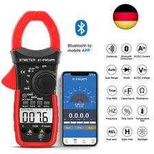Digital Zangen Multimeter Stromzange AC DC Zangenamperemeter For iOS Android APP