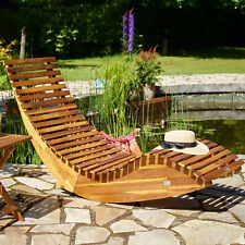 chaise jardin bois en vente | eBay