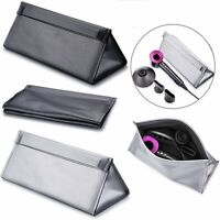 PU Leather Travel Storage Case Cover Gift Bag For Dyson Supersonic Hair Dryer