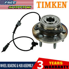Timken Wheel Hub Front or Rear Driver Passenger Side New 4WD 4X4 SP500301
