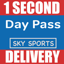 SKY SPORTS - Day Pass [Now TV] - INSTANT