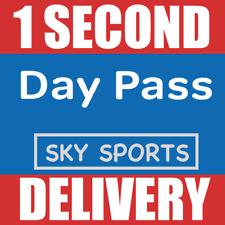 Sky Sports día pase [ahora TV] instantáneo