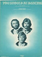 1976  BEE GEES, YOU SHOULD BE DANCING