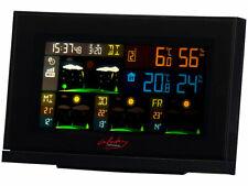 WLAN Funk Wetterstation mit Außensensor, Wettertrend & Datenlogger App