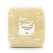 Poppy Seeds - White 1kg | Buy Whole Foods Online | Free UK Mainland P&P