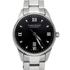 Nouveau Louis Erard Heritage Collection Automatique Acier Montre-Bracelet