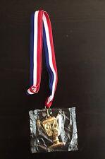 Kid's Baseball Trophy Participation Medal