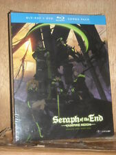 Seraph Of The End Vampire Reign Season One: Part One (Blu-ray/DVD) anime Micah S