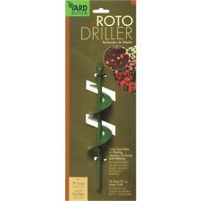 "Yard Butler 9"" Bulb Planter & Auger"