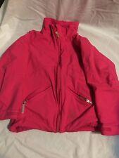 Spyder Girls Youth Snow Winter Jacket Size 10 Pink