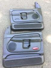 02-05 DODGE RAM 1500 DOOR PANELS OEM