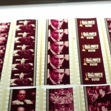 THE GODFATHER II  20 Film Cells Lot Pack  Movie DVD Poster  * FREE SHIPPING *