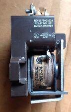 Cutler Hammer Relay 9575H2532-98 Type AA 1 Pole 240V/DC