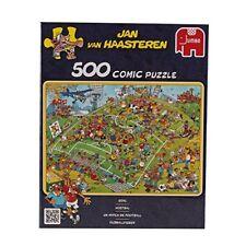 Puzles Jumbo, número de piezas 500 - 749 piezas