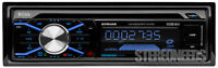 BOSS 508UAB IN-DASH CAR RECEIVER/RADIO/CD/MP3/AM/USB/AUX PLAYER A2DP BLUETOOTH