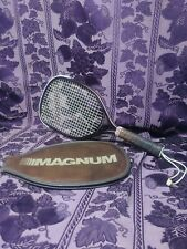 Vintage 1975 Ektelon Magnum Racquet Ball With Cover