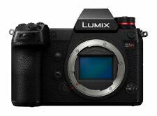 Panasonic Lumix DC-S1R schwarz -Digitalkamera- Wie Neu!
