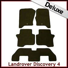 Landrover Discovery 4 (2009 2010 2011) 7Seater Tailored LUXURY 1300g Car Mat