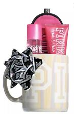 Victoria's Secret PINK Fresh And Clean Mug Gift Set