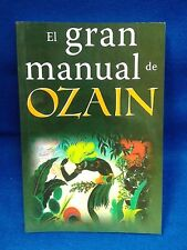 Libro El Gran Manual DE Ozain Osain religion yoruba ifa santeria